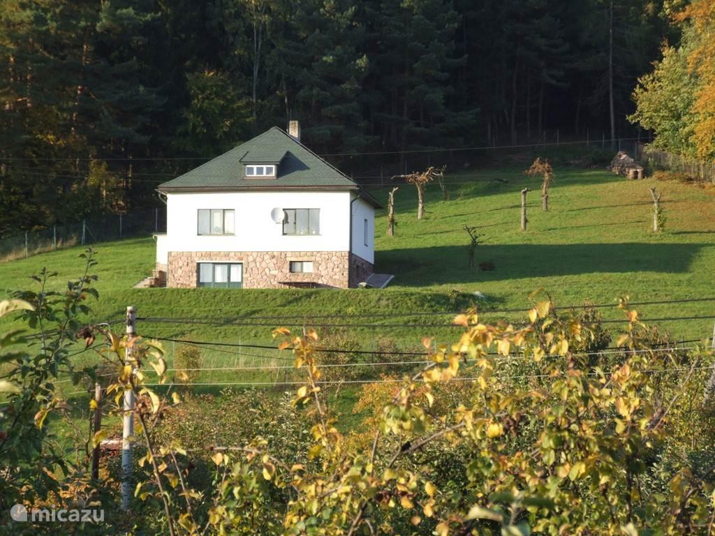 Vakantiehuis Tsjechië, Reuzengebergte, Male Svatonovice Vakantiehuis Na Hora