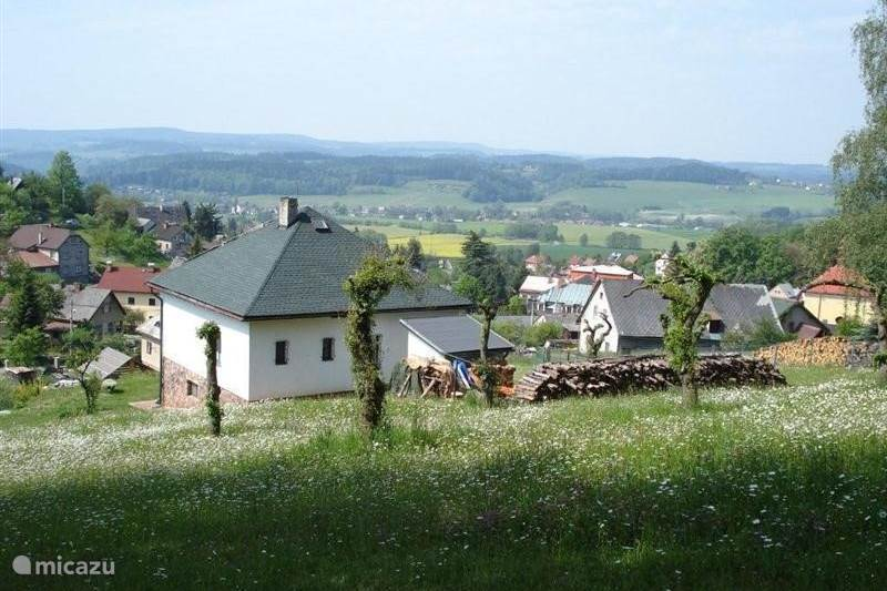 Vacation rental Czech Republic, Giant Mountains, Male Svatonovice Holiday house Na Hora