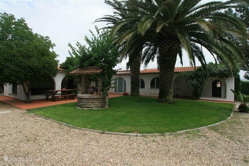 Vakantiehuis Italië, Toscane, Tarquinia Vakantiehuis Casa santa Maria