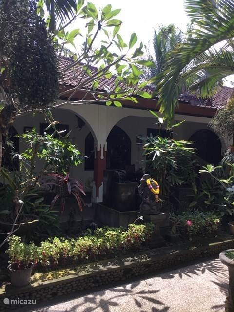 Vakantiehuis Indonesië, Bali, Candidasa vakantiehuis Bunga Bali
