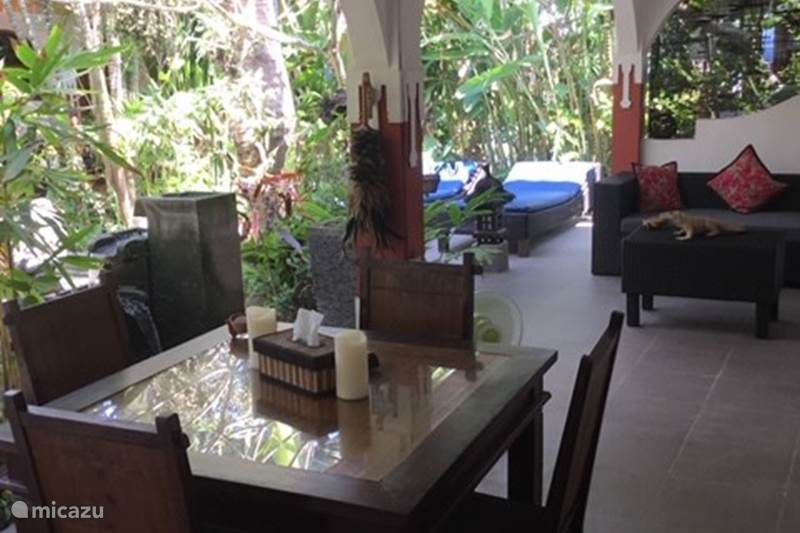 Vacation rental Indonesia, Bali, Candidasa Holiday house RUMAH NANCY