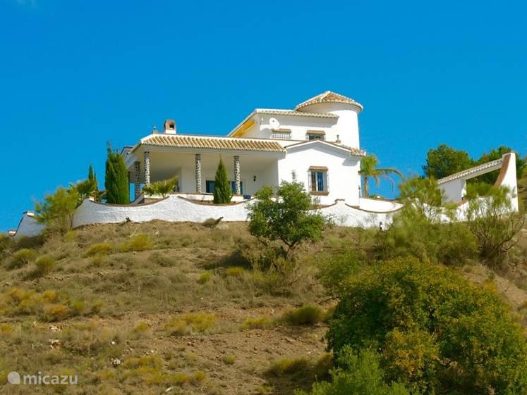 Vakantiehuis Spanje – villa La Jirafa