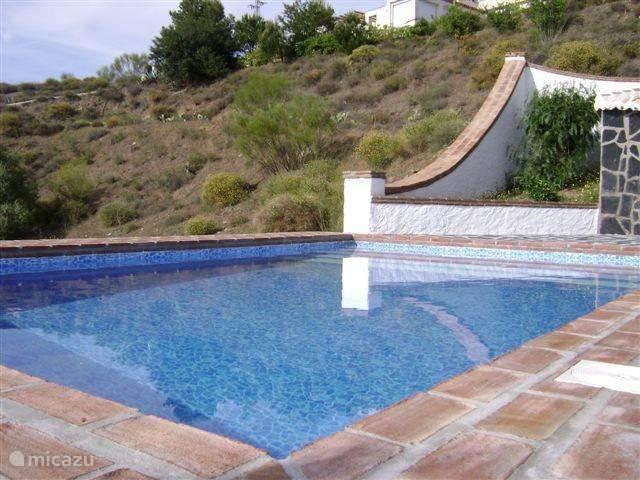 Vakantiehuis Spanje, Andalusië, Canillas de Aceituno Villa La Jirafa