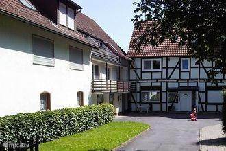 Vakantiehuis Duitsland, Sauerland, Waldeck am Edersee Appartement Kampmühle