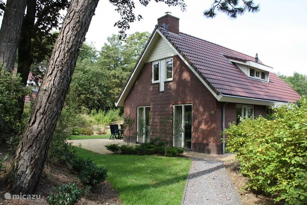 Vacation rental Netherlands – villa Bosvilla Garderen (H13)