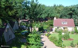Bospark Garderen, voorheen De Talmahoeve.