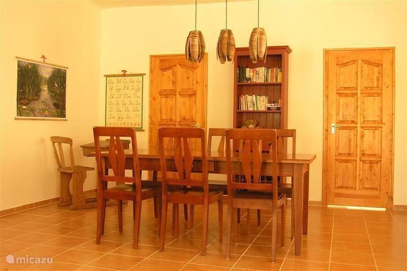 Vakantiehuis Hongarije, Pest, Mikebuda Villa Iskola Ház