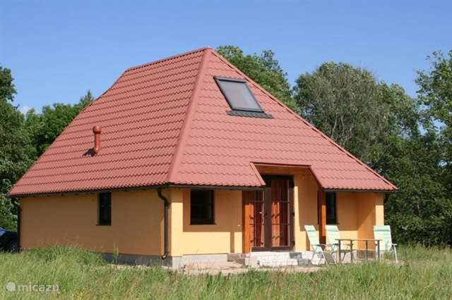 Vakantiehuis Letland – vakantiehuis Lacsetas - Vossenhuis