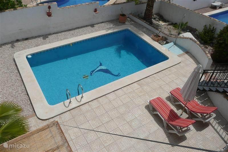 Vakantiehuis Spanje, Costa Cálida, Mazarrón Villa Villa Camposol