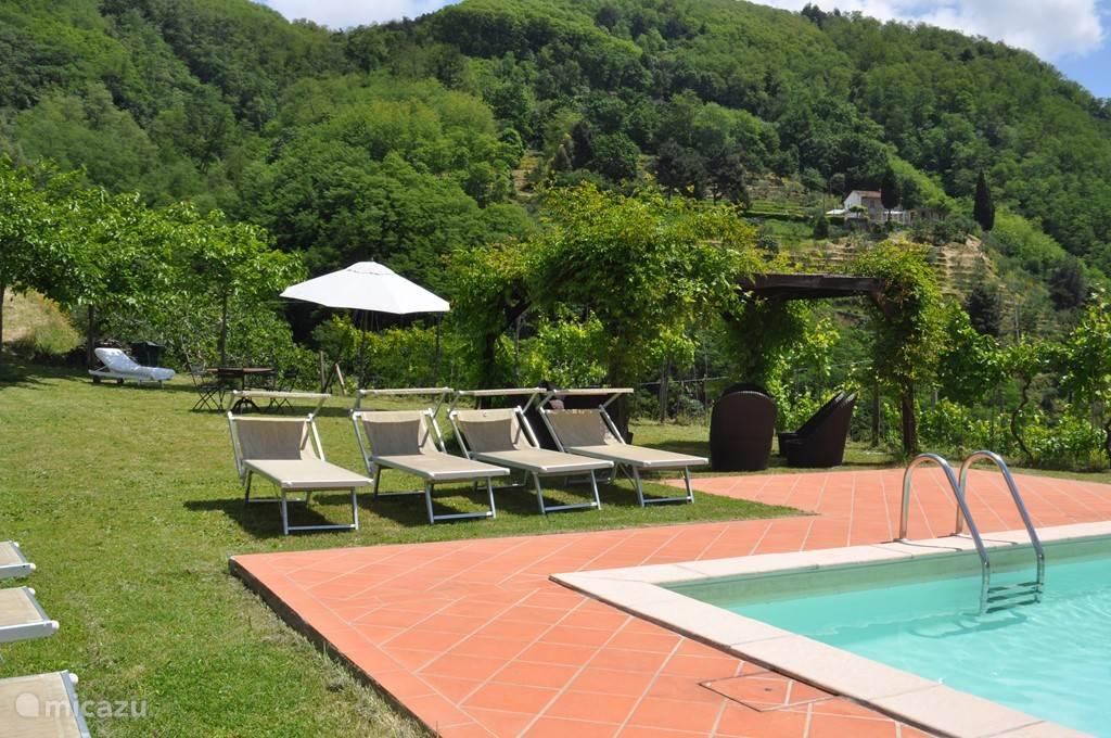 Casa Speri: een 10 persoonshuis (+2 baby's) met privé zwembad in een prachtige tuin.