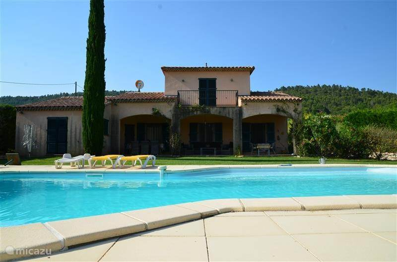 Vacation rental France, Provence, Val villa Bonamy