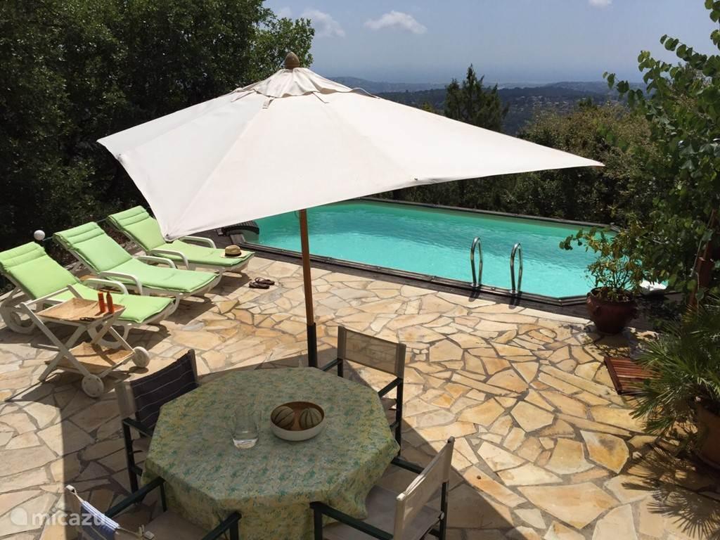Vakantiehuis Frankrijk, Côte d´Azur, Saint-Jeannet Villa Villa Lou Cigalou