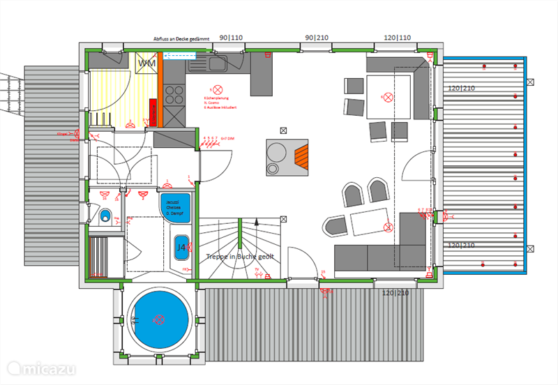 Plan ground floor