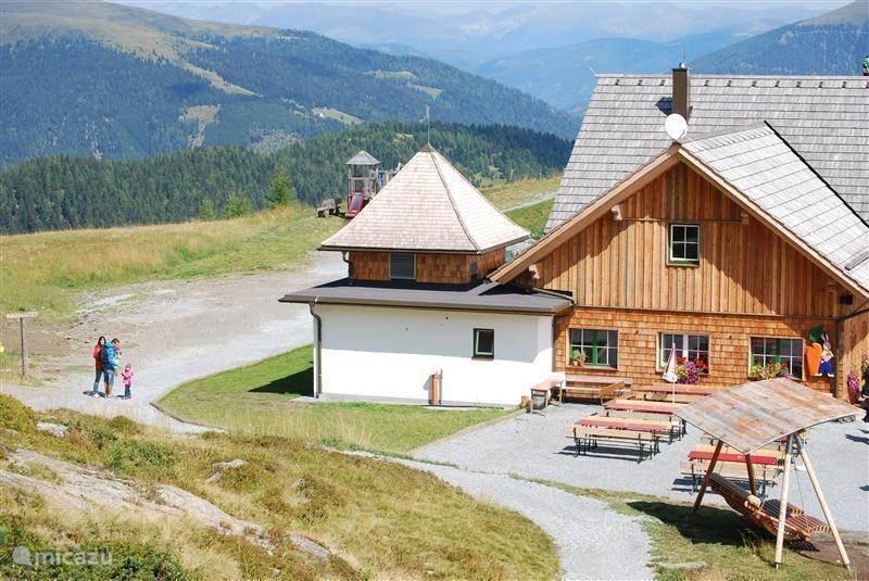 Adventure playground Almzeit