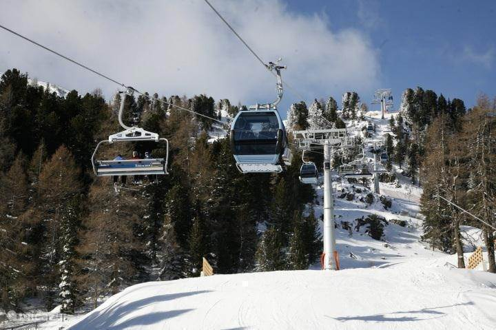 Plenty of skiing
