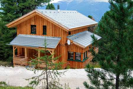 Vacation rental Austria, Carinthia, Turracher Höhe - chalet Chalet-Turrach