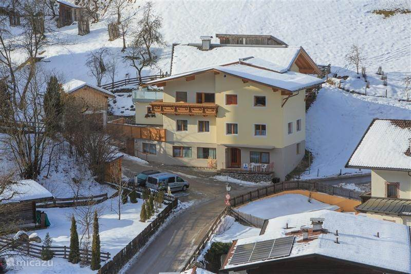 Vacation rental Austria, Tyrol, Auffach apartment AA-Appartement - Auffach