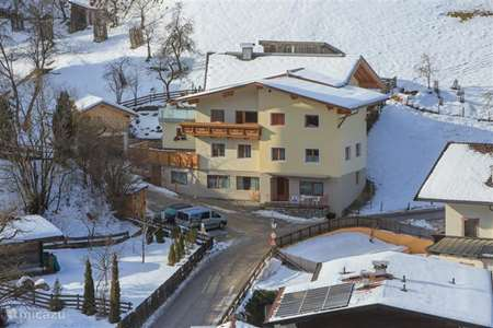 Vacation rental Austria – apartment AA-Appartement - Alpbach