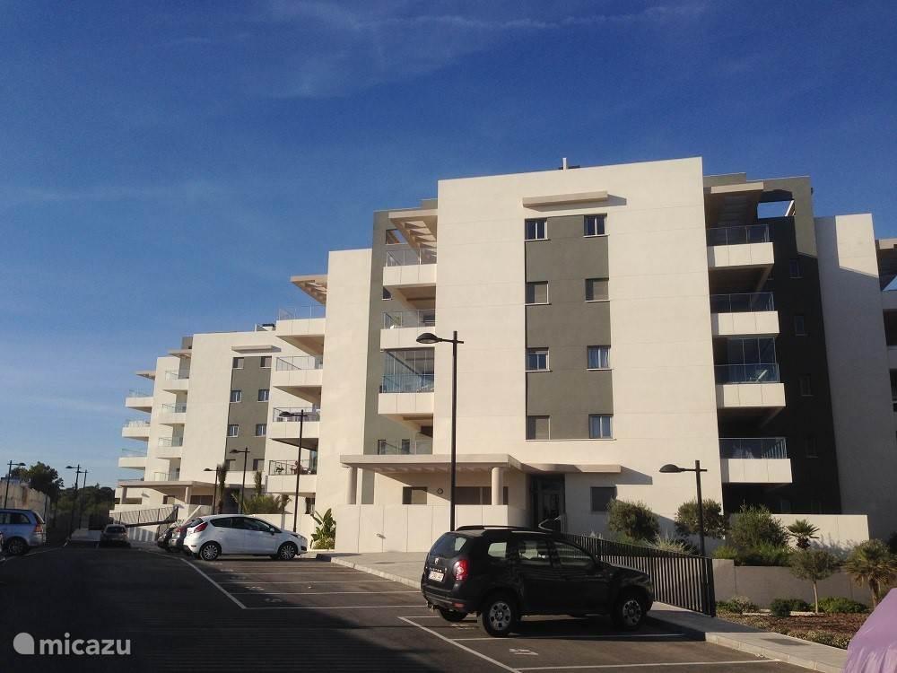 Vacation rental Spain – apartment Casa Kosi