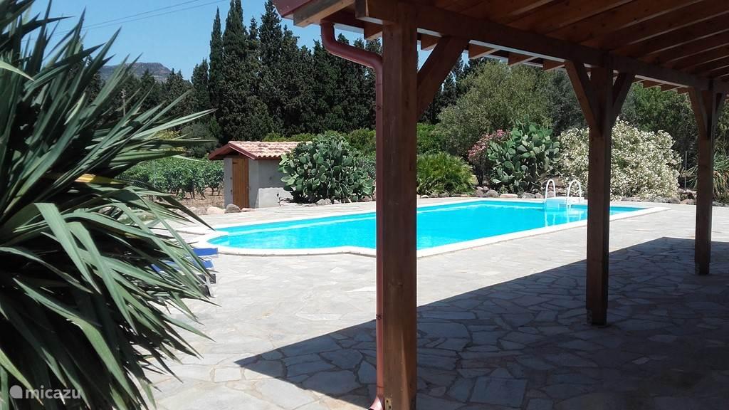 Vacation rental Italy, Sardinia – villa Villa Pinna