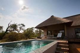 Zwembad van de vakantiewoning