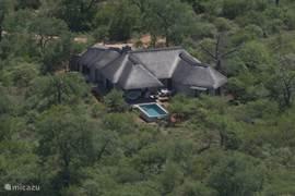 Luxe vakantiehuis voor uw vakantie naar Zuid-Afrika