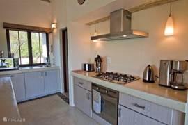 Keuken villa Blaaskans