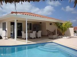 VILLA FANCY,heerlijk vertoeven onder de palapa en lekker zwemmen in uw eigen zwembad.