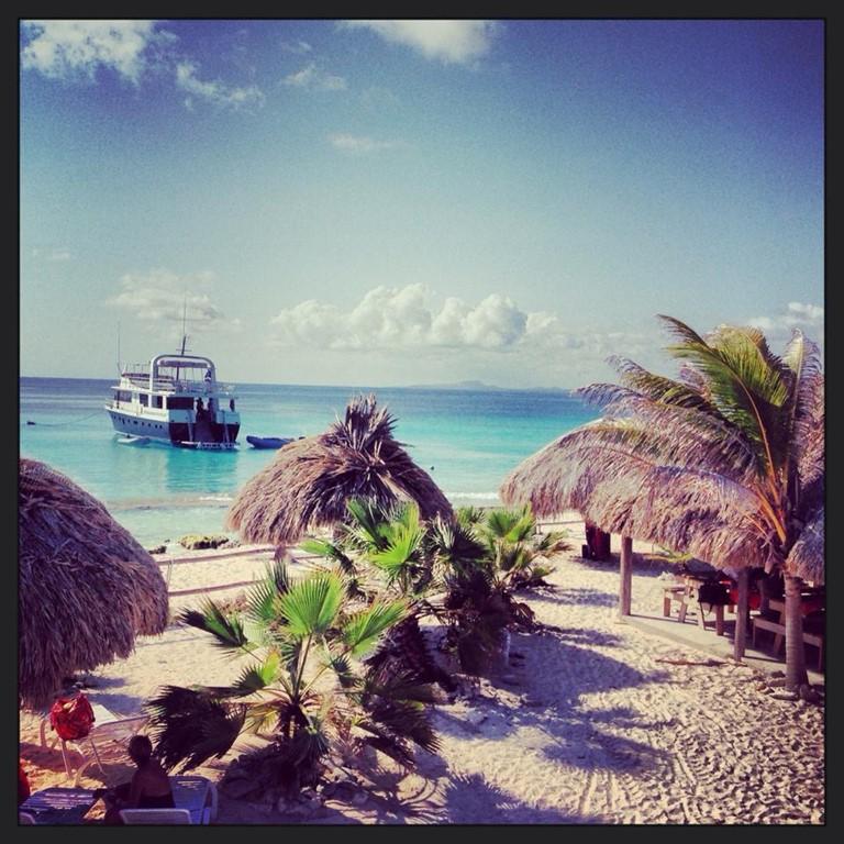 Mei en juni nu extra korting. I.p.v €125,00 nu €90,00 per nacht, met privé zwembad, dichtbij het strand van Jan Thiel Baai! beveiligd resort!