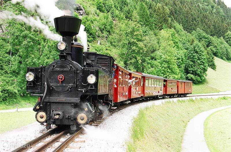 Zillertalbahn Steam Railway