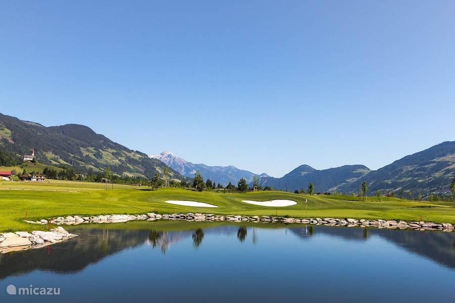 Golfcourse Zillertal