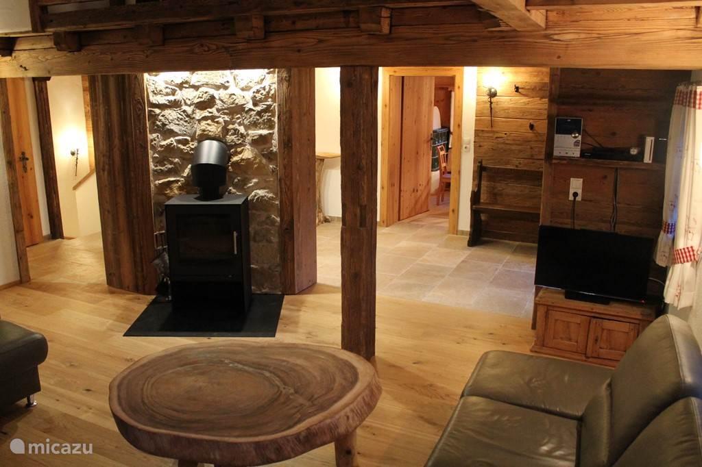 Vakantiehuis Oostenrijk, Tirol, Fügenberg Vakantiehuis Chalet Alte Mühle