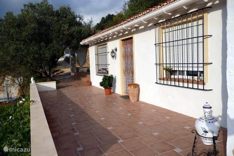 Vakantiehuis Spanje, Costa Blanca, Benissa Finca Finca LucEr