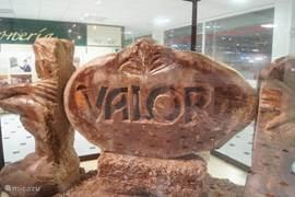 Villajoyosa - chocoladefabriek - tot heden gratis te bezichtigen