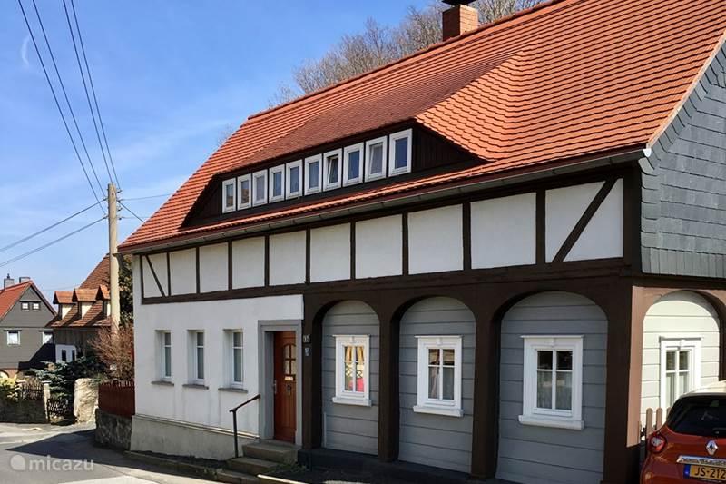 Vakantiehuis Duitsland, Saksen, Waltersdorf Vakantiehuis Haus Am Butterberg