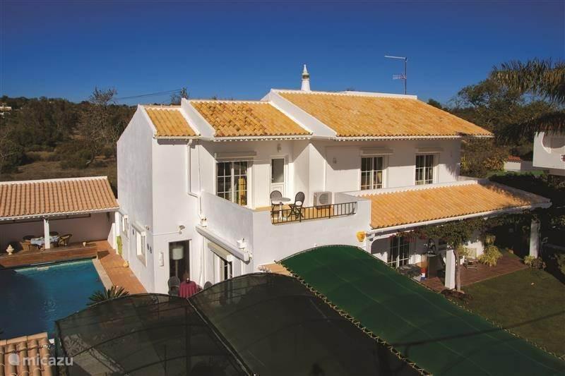 Vakantiehuis Portugal, Algarve, Albufeira villa Villa Papagayo