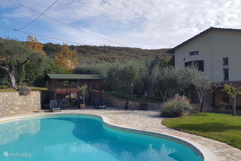 Vakantiehuis Italië, Umbrië, Panicale Vakantiehuis Casa delle Rondini