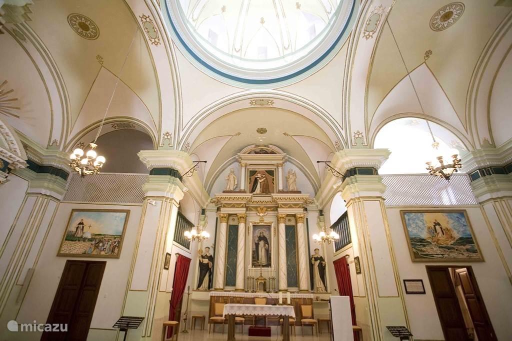 Ermita de San Vicente Ferrer  Kapel - (18e eeuw)