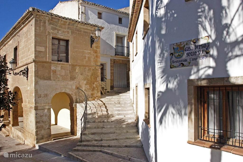 Centro Historico Teulada