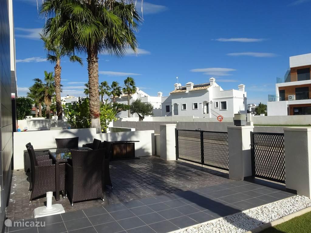 Vakantiehuis Spanje, Costa Blanca, Orihuela Costa Geschakelde woning Casa Azulejo
