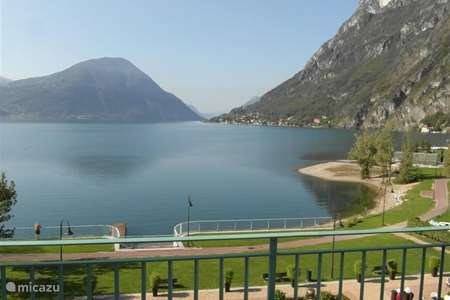 Vakantiehuis Italië, Italiaanse Meren, Porlezza appartement Porto Letizia app T13, Meer v Lugano