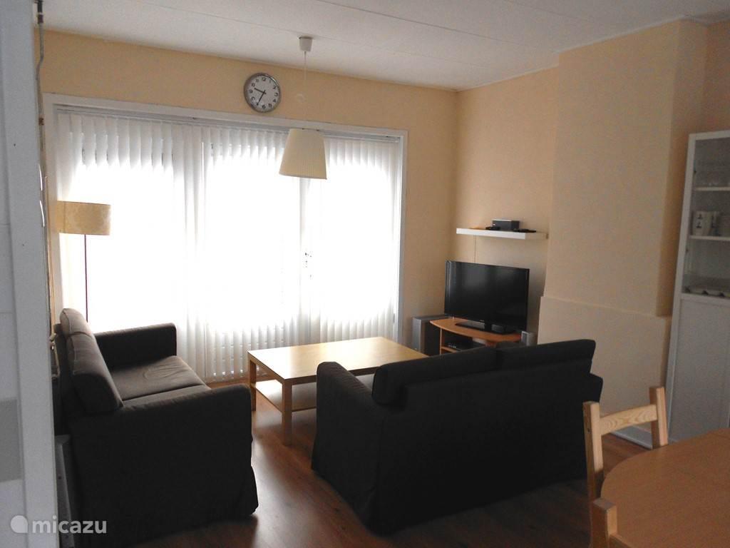 Huiskamer op de 1e verdieping (2e woonlaag)