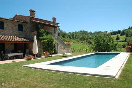 Vacation rental Italy – holiday house Casa Baroti