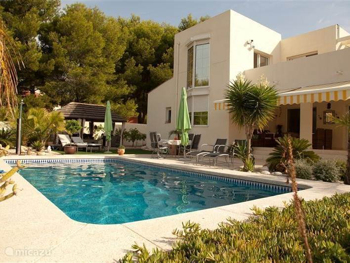 Vakantiehuis Spanje, Costa Blanca, Altea Villa Villa Santa Clara
