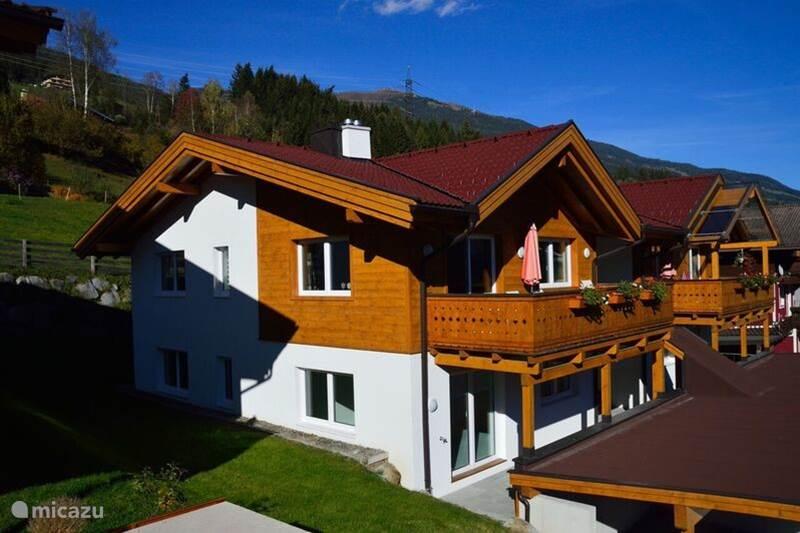 Vakantiehuis Oostenrijk, Salzburgerland, Neukirchen am Grossvenediger Appartement Haus Klein Rosental