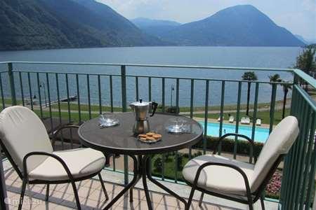 Vacation rental Italy, Italian Lakes, Porlezza apartment Porto Letizia T8