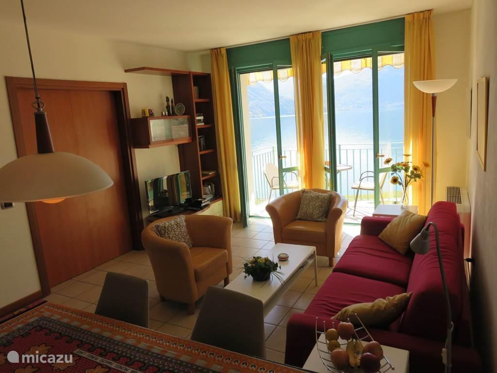 Vakantiehuis Italië, Italiaanse Meren, Porlezza Appartement Porto Letizia T8