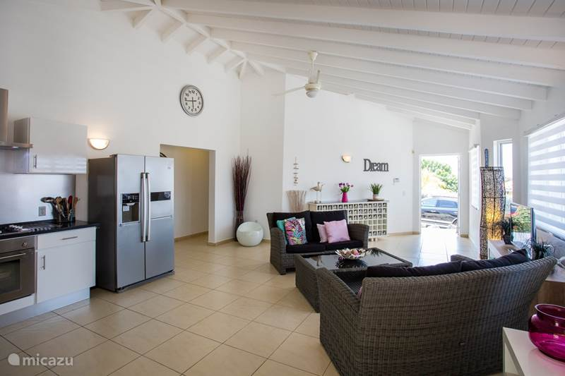 Vacation rental Curaçao, Banda Ariba (East), Jan Thiel Holiday house Tip!! Villa Bon Bini Curacao