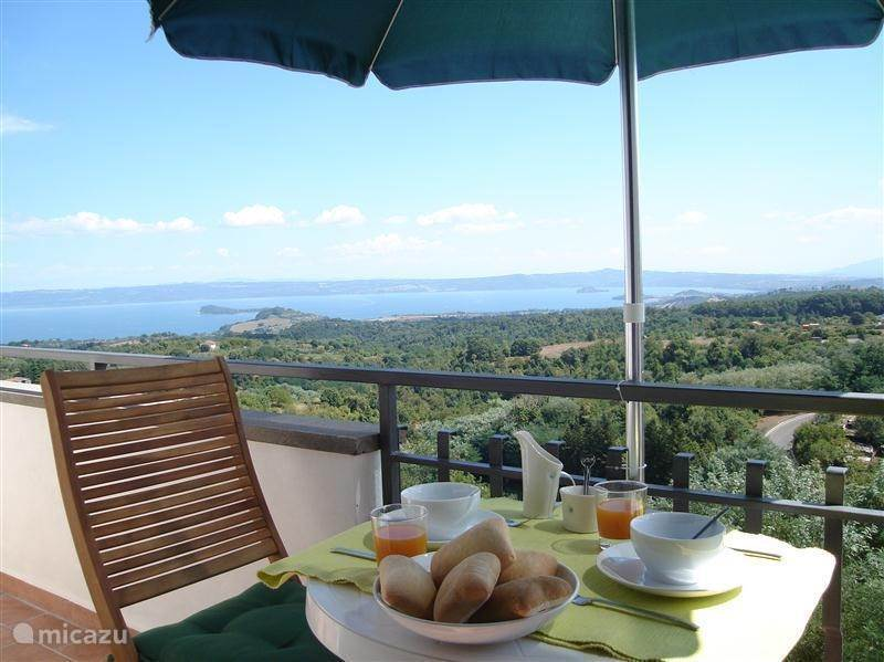 Vacation rental Italy, Lake Bolsena – apartment Between Rome and Tuscany ....!