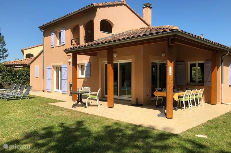 Vakantiehuis Frankrijk, Ardèche, Vallon-Pont-d'Arc Villa La Terrasse á l'Ardèche (43)